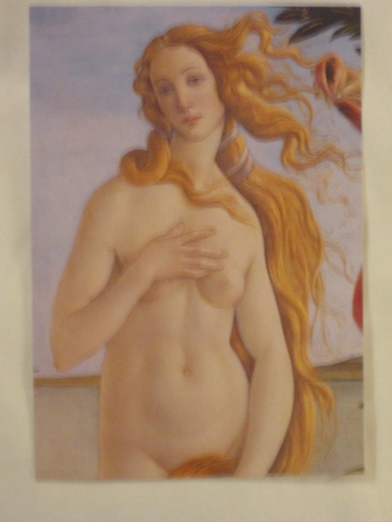 IMG_0735-Florence-Uffizi-Birth of Venus
