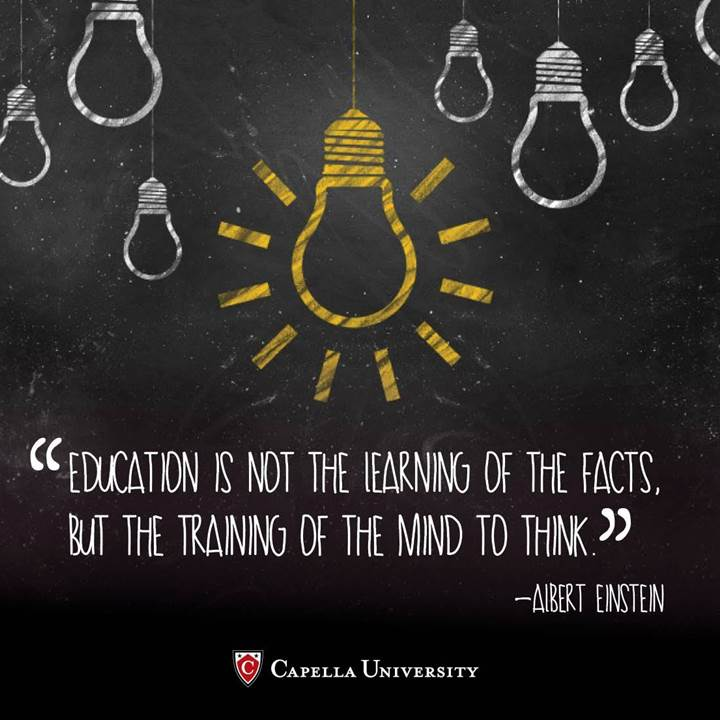 education is not